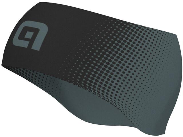 Alé Cycling Dots Headband black grey